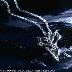 Tidus's necklace, made of silver.