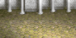 FFIV Castle Background GBA