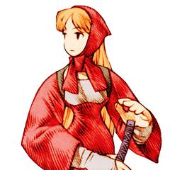 Female Ninja.