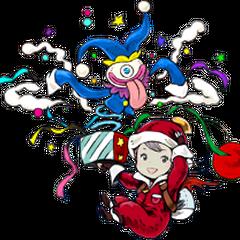 Tinker Santa.