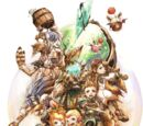 Final Fantasy Crystal Chronicles series