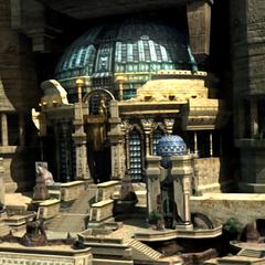 Temple of Light of Kiltias.