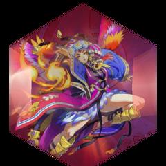 Suzaku α's Phantom Stone (Rank 6).