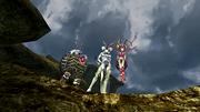 FFX HD Dark Magus Sisters