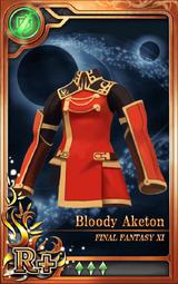 FF11 Bloody Aketon R+ Artniks