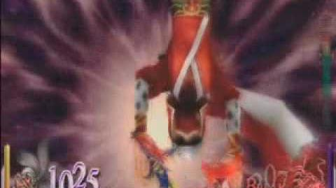 Dissidia Final Fantasy - Onion Knight's EX Burst (Ninja)