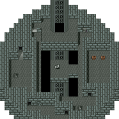 The second floor of Pazuzu's Tower.