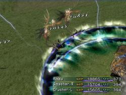 FFx-2 Shockstorm