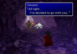 FFVII Vincent Joins