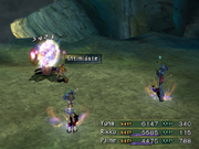 FFX-2 Intimidate