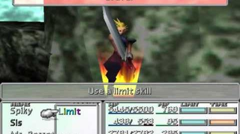 Limit (Final Fantasy VII)/Videos