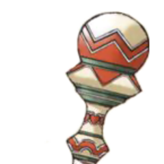 Concept artwork for the Healing Rod.