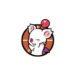 Moogle's character selection icon.