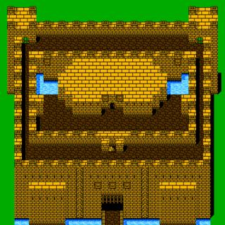 Argus Castle (NES).