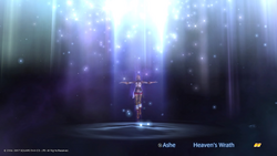 Ashe Heaven's Wrath