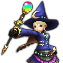 Black Mage from <i><a href=