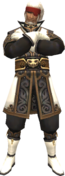 Gilgamesh en Final Fantasy XI.