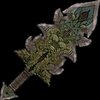 Humbaba Mistant's sword.