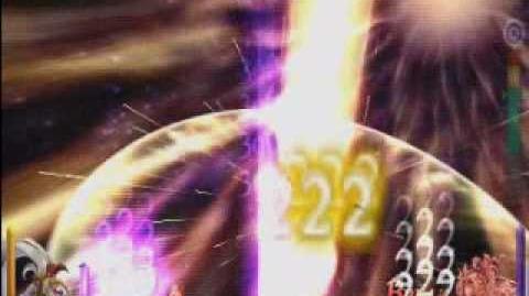 Dissidia Final Fantasy - Kefka's EX Burst