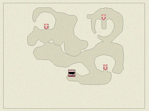 File:FFIVDS Sealed Cave B1 Map.png
