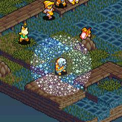 Raise in <i>Final Fantasy Tactics Advance</i>.