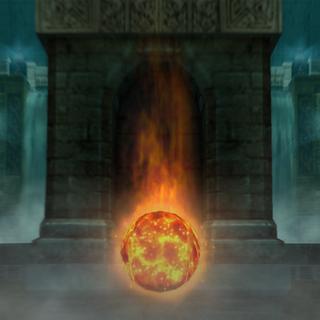 Firemane appears.