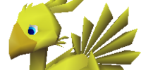 Chocobo (Final Fantasy VII enemy)