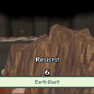 Earth Blast