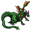 FFRK Dragon FFVII