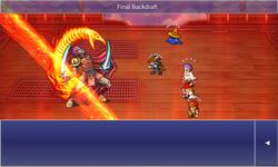 FFD Final Backdraft