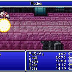 Fission.