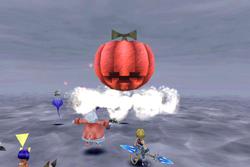 FFIX Pumpkin Head