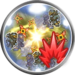 FFRK Fuma Shuriken Barrage Icon