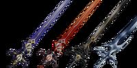 Dark sword (weapon type)