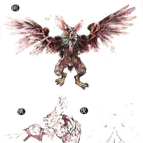 Concept art of Urstrix.