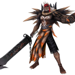Braska's Final Aeon in <i>Dissidia</i>.