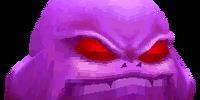 Purple Bavarois