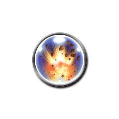 Icon for Gaia's Strike.