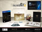 FF Type-0 HD Collector's Edition NA
