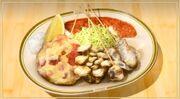 Three-Mushroom Kebabs