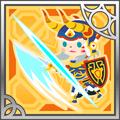 FFAB Dayflash - Warrior of Light R+