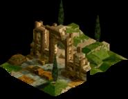 Ruins Outside Zaland