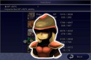 Baron Soldier augment portrait ffiv ios