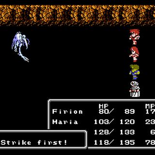 A First Strike (NES).