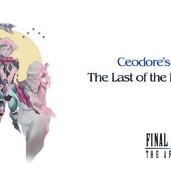 Ceodore's Tale screen (PSP).