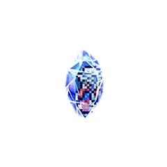 Quina's Memory Crystal.