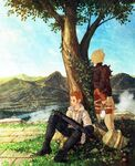 Balthier and Ramza