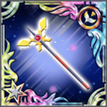 FFAB Crown Scepter FFVII UR+