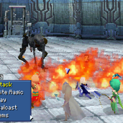 <i>Final Fantasy IV</i> (DS).