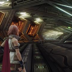 Crew Corridors.